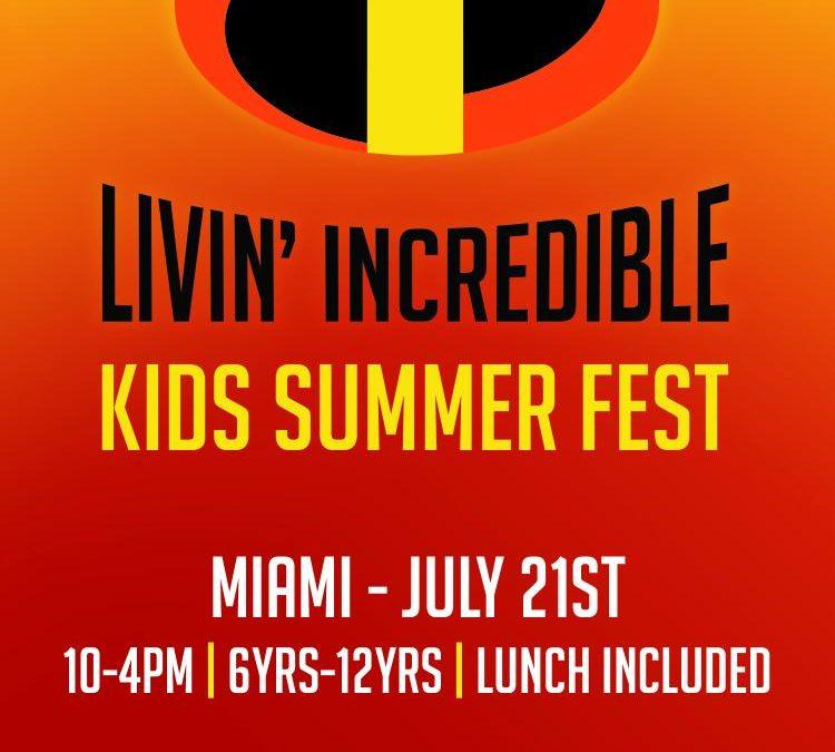 Kids Summer Fest 2018